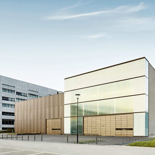 The MERGE Technology Centre (MTC) at the Technology Campus of the Chemnitz University of Technology